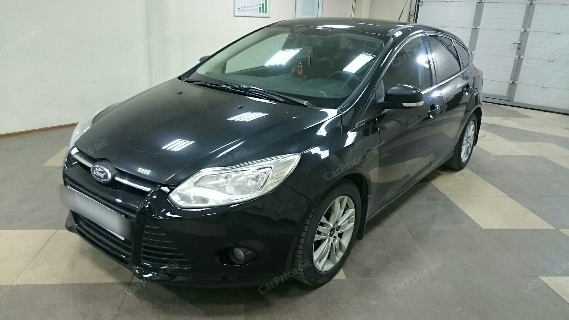 Ford Focus III 2.0 AT (150 л.с.) [2012]
