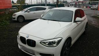 BMW 1er II (F20-F21) 116i 1.6 AT (136 л.с.) [2012]