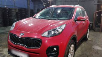 Kia Sportage IV 2.0 AT (150 л.с.) 4WD [2018]