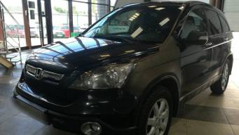 Honda CR-V III 2.0 MT (150 л.с.) 4WD [2007]