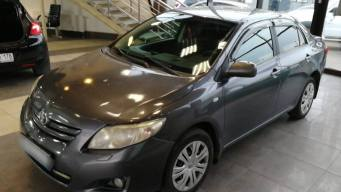Toyota Corolla X (E140, E150) 1.6 AT (124 л.с.) [2007]
