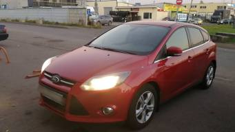 Ford Focus III 1.6 AT (105 л.с.) [2013]