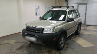 Land Rover Freelander I 2.5 AT (177 л.с.) 4WD [2002]