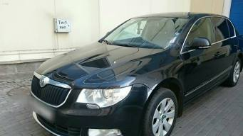 Skoda Superb II